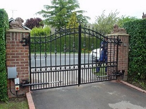 Electric gate services Braintree