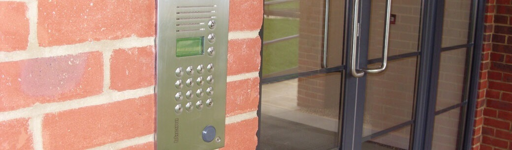 Door entry services London