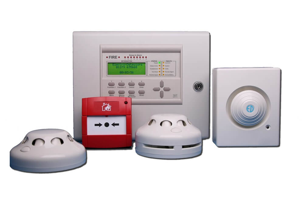 Fie alarm services in Essex