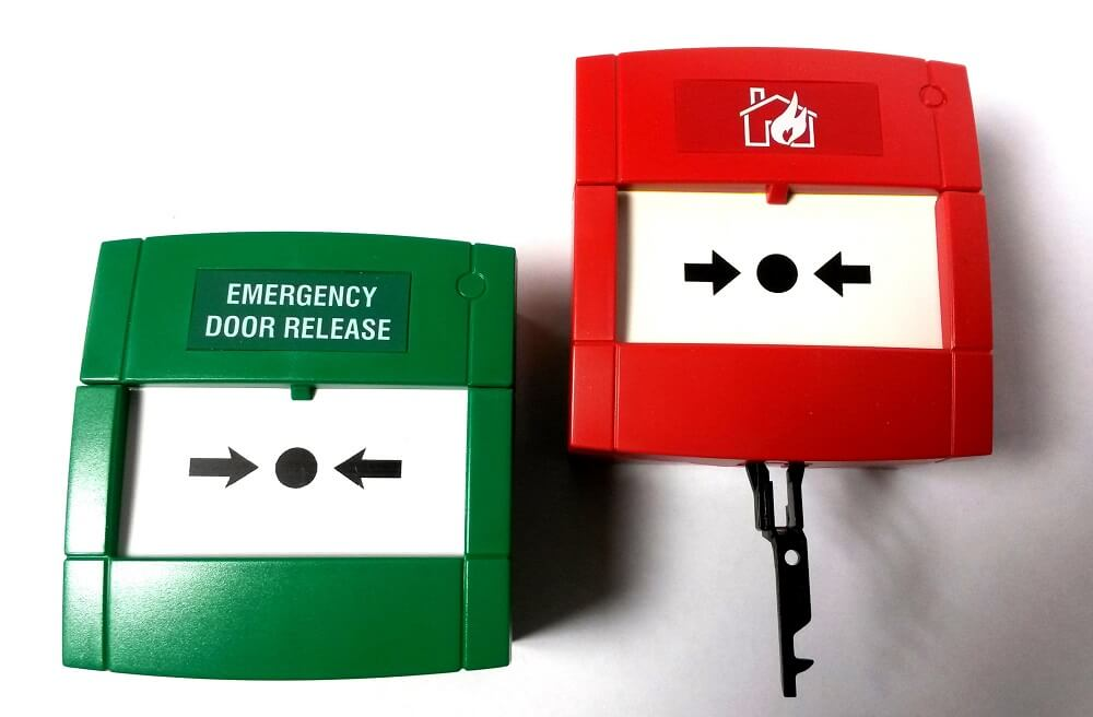 Fire alarm services in London