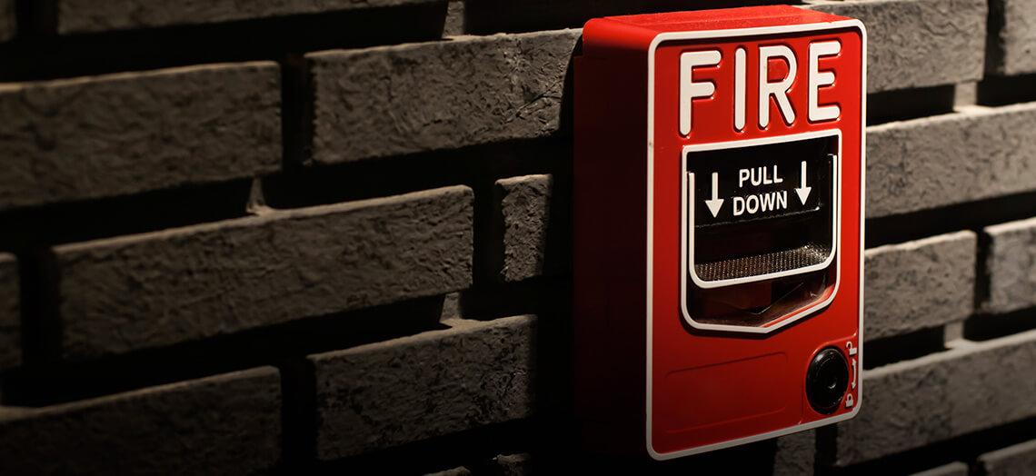 Fire alarm services London