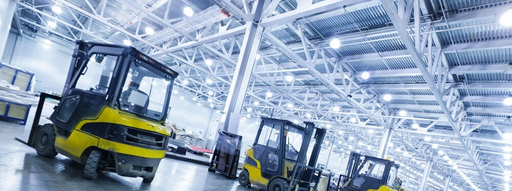 Office LED lighting services in Canvey Island,  Essex