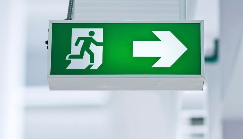 Emergency Lighting Installation in Chelmsford by delta T Electrical